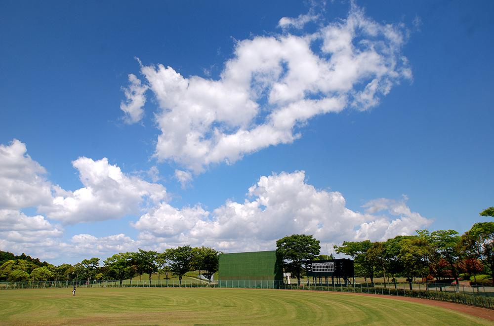 오오아라이미치 종합운동공원(大洗町総合運動公園)