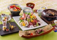 Seafood Dining Style -KAZENAGI-