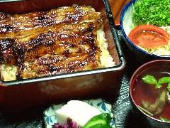 Unagi (Eel) Matsunobu