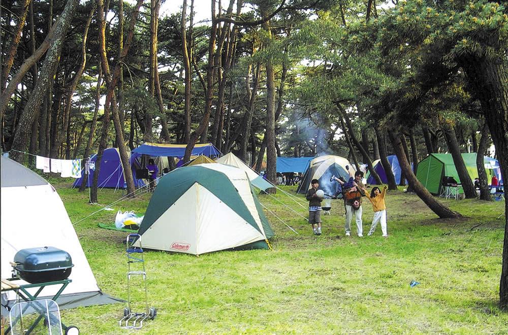 大洗露營場地