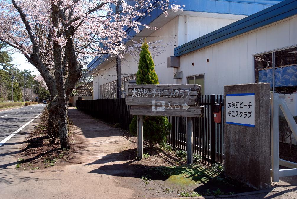 大洗町ビーチテニスクラブ1