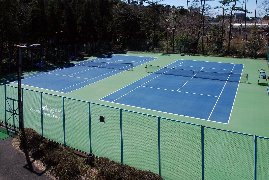 大洗町ビーチテニスクラブ2