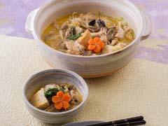 水を使わずに調理する漁師鍋どぶ汁 海鮮ダイニング風和-KAZENAGI-