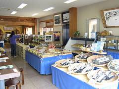 小野瀬海藻のお店の雰囲気