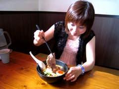 魚介系スープのら~めん 麺屋 渡来人