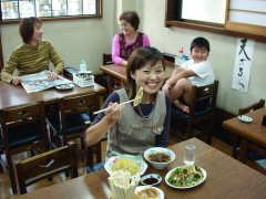 地元町民が集まる店 柳屋食堂
