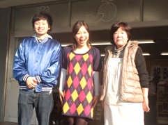 JA水戸 いきいき店の店員さんと記者