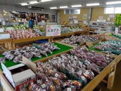JA水戸 いきいき店の野菜