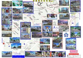 大洗市街戦攻略地図