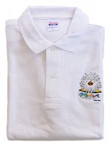 アライッペポロシャツ(ホワイト)