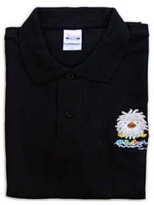 アライッペポロシャツ(ブラック)