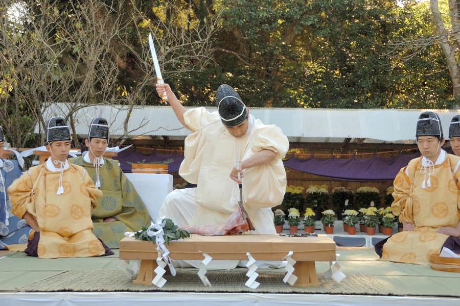 供奉安康仪式2