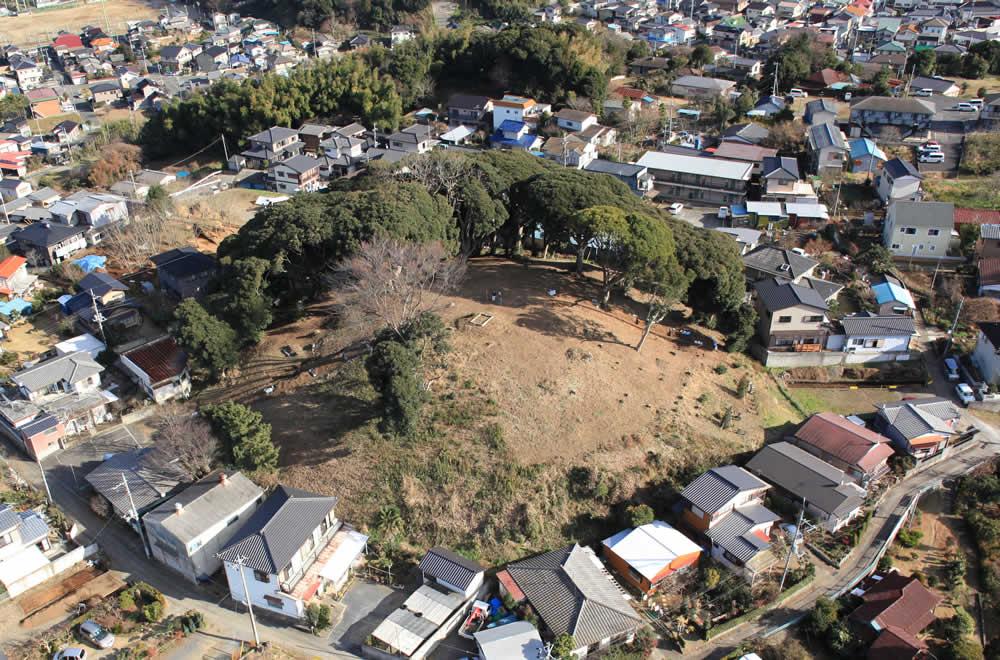 Kurumatsuka Kofun (burial mound)