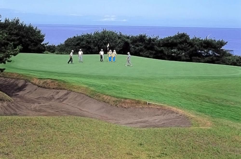 大洗ゴルフ倶楽部 ゴルフ場