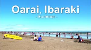 Visit Oarai, Japan (Summer Version)
